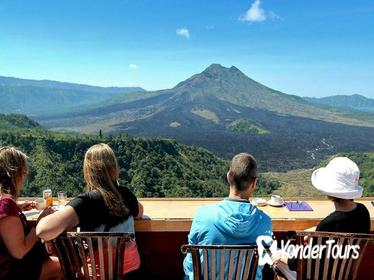 Full-Day Car Charter to Mt Kintamani