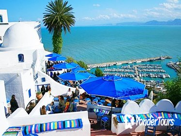 Full-Day Carthage, Sidi Bou Said and Bardo Museum Small Group Tour from Tunis