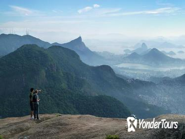 Full-Day Guided Hiking Tour: Gávea Rock from Rio