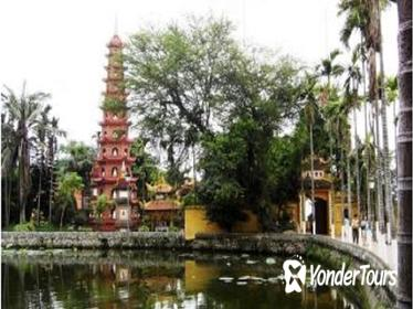 Full-Day Hanoi City Group Tour