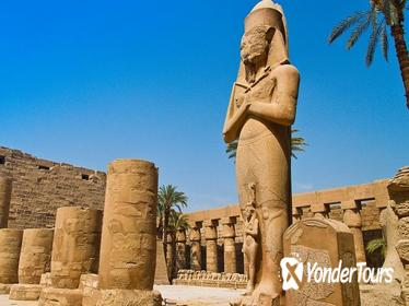Full-Day Luxor Tour: Valley of the Kings, Temple of Hatshepsut, Karnak and Luxor