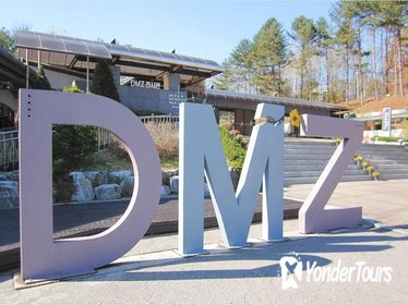 Full-Day Paju DMZ and 3rd Infiltration Tunnel Tour with Lunch from Seoul