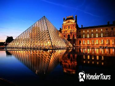 Full-Day Paris Tour with Priority Access Ticket for Louvre