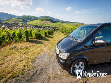 Full-Day Private Alsace Wine Route Tour from Strasbourg
