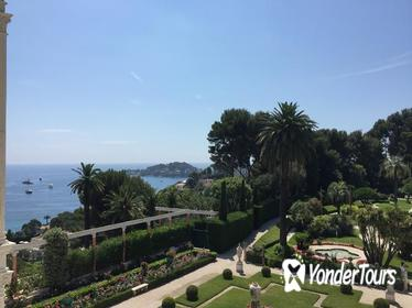 Full-day Private Ephrussi and Kerylos Villas, Nice, and Eze tour from Monaco