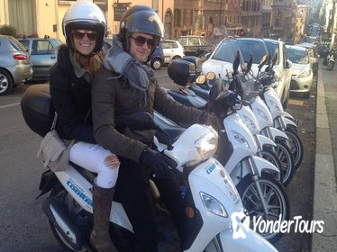 Full-Day Private Scooter Tour of Historical Rome