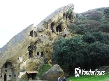 Full-Day Private Tour to David Gareji and Sighnaghi from Tbilisi