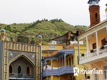 Full-Day Private Tour to Old Tbilisi and Mtskheta