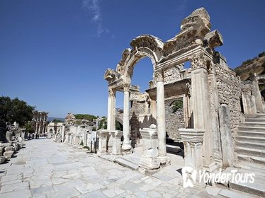 Full-Day Private Tour: Highlights of Ephesus from Kusadasi
