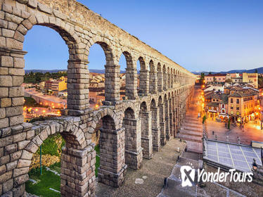 Full-Day Segovia Tour from Madrid by Train