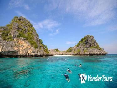Full-Day Snorkel Tour to Koh Rok and Koh Ha from Krabi