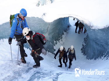 Full-Day South Iceland Glacier Hiking Tour from Reykjavik