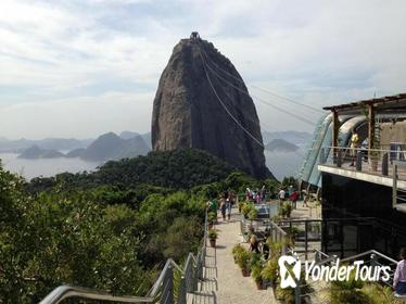 Full-Day Sugar Loaf Mountain and Corcovado by Van including Barbecue Lunch