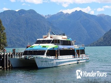 Full-Day Todos los Santos Lake and Peulla Sightseeing Tour