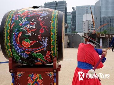 Full-Day Tour of Gyeongbokgung Palace and Gangnam City