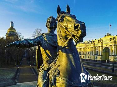 Full-day Tour of St Petersburg - City Highlights and Vodka Museum