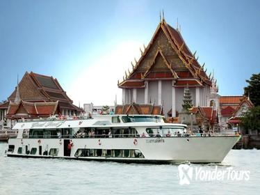 Full-Day Tour to Ayutthaya from Bangkok, Including Lunch Cruise Return Trip