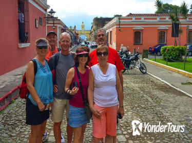 Full-Day Tour: Colonial Antigua, Jade Factory and Textile Experience from Guatemala City