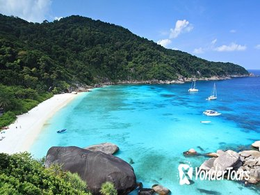 Full-Day Trip to Similan Islands from Phuket