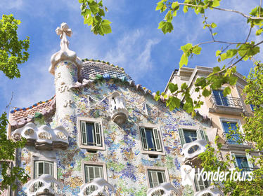 Gaudi's Casa Batlló Admission Ticket with Video Tour