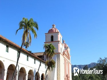 General Admission to Old Mission Santa Barbara