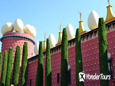 Gerona and Dalí Experience with Museum Access from Barcelona