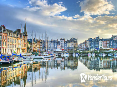 Giverny & Honfleur (9 Hours) Private Tour