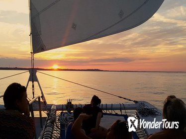 Glow Worm Sunset Cruise from Providenciales