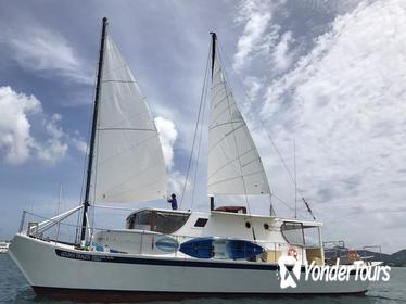 Golden Dragon Catamaran Sailing Day Trip from Phuket