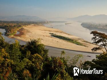 Golden Triangle Day Trip from Chiang Rai Including Mekong River Cruise and Hill Tribe Village