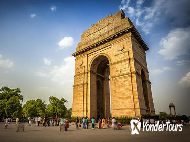 Golden Triangle Tour 3 Days with Accommodation