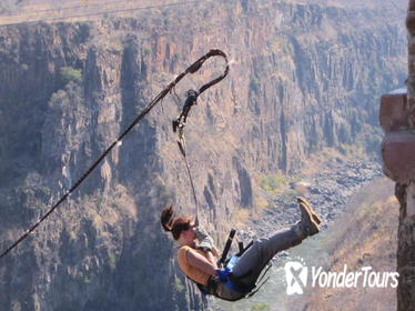 Gorge Swing including Batoka Gorge Tour and Free Day Visa