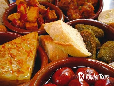 Granada Albaicin Tapas Walking Tour