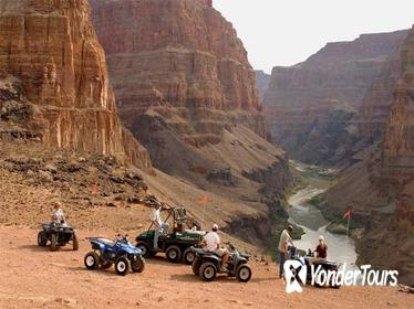 Grand Canyon North Rim Air and Ground Tour with Optional ATV Ride