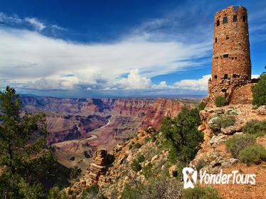 Grand Canyon Tour with Sedona and Navajo Reservation Stops in One Day