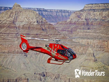 Grand Canyon West Rim Helicopter Tour from Las Vegas