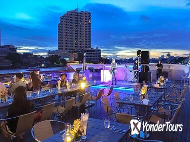 Grand Pearl - Luxury River Cruise & Dinning Experience from Bangkok