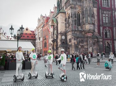 Grand Prague Ninebot City Tour