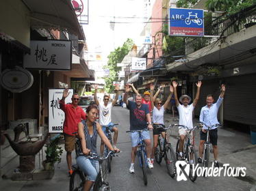 Green Bangkok Bicycle Tour