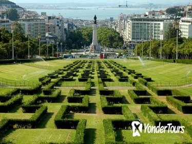 Green City Trail - City Run in Portugal