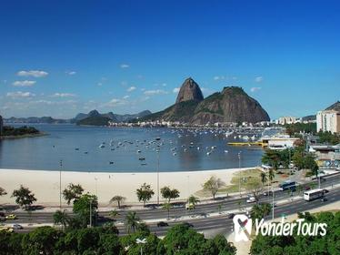 Guanabara Bay Cruise with Optional Barbecue Lunch