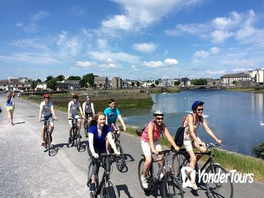 Guided Bicycle Tour of Galway City