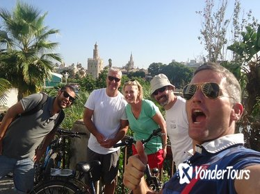 Guided Electric Bike Tour in Seville