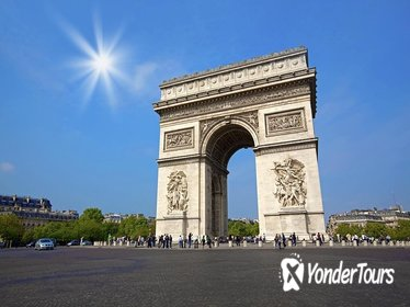 Guided Paris Day Trip from London