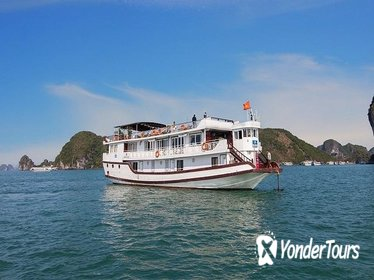 HA LONG BAY 3D2N ON DRAGON CRUISE AND WHISPER NATURE BUNGALOW