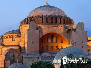 Hagia Sophia Admission Ticket with Hotel Delivery