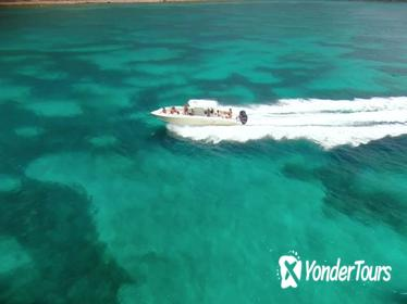 Half Day Boat Tour to Creole Rock - Great Snorkeling spot in Nature Reserve