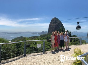 Half Day City Tour - Christ Statue & Sugar Loaf