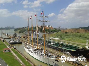 Half Day Panama Canal, Amador Causeway and Old Town Tour