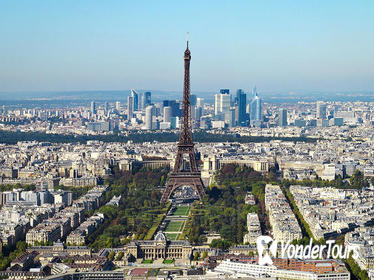 Half day Paris Tour with private driver and guide